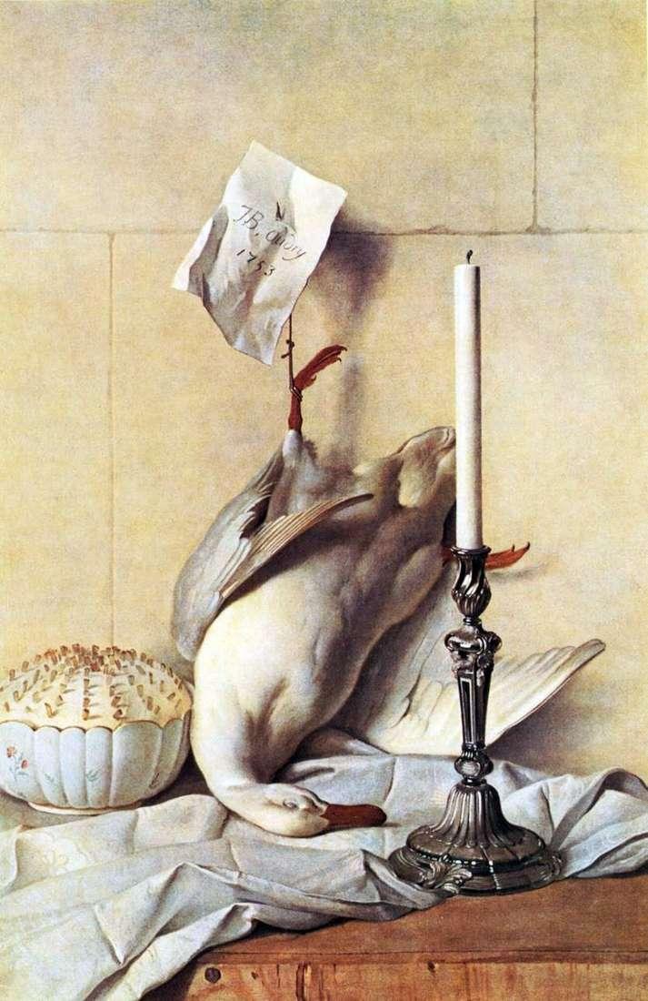 البط الأبيض   أودري جان بابتيست