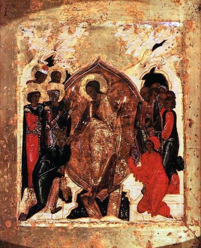 القيامة   النزول الى الجحيم