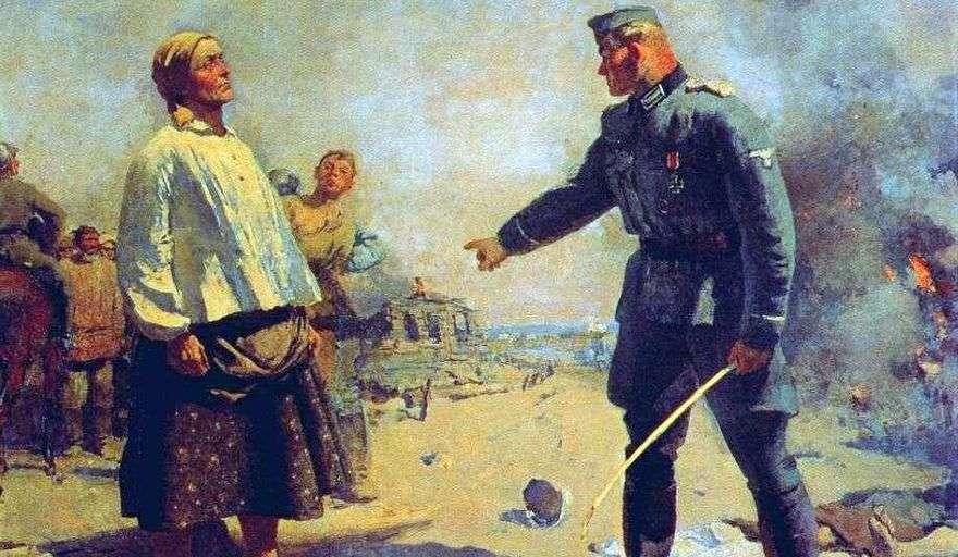 والدة حزبية   سيرجي جيراسيموف