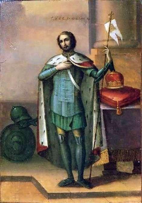 الأمير المقدس الكسندر نيفسكي