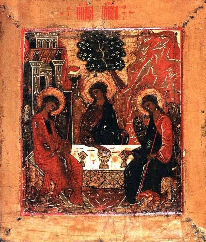 الثالوث العهد الجديد