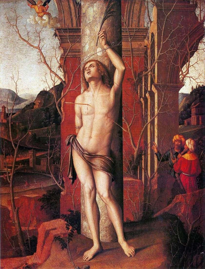 القديس سيباستيان   ماركو بالميزانو