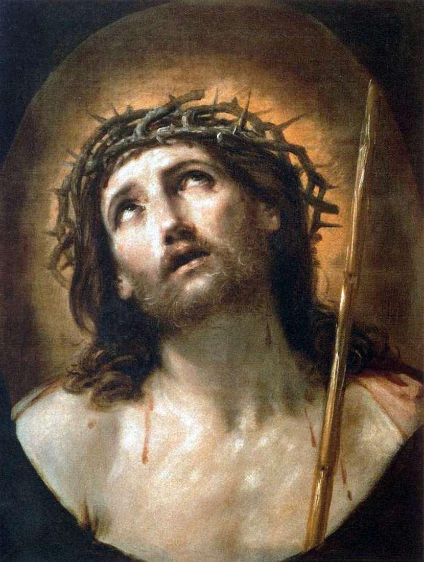 المسيح في تاج الشوك   رينيه جويدو