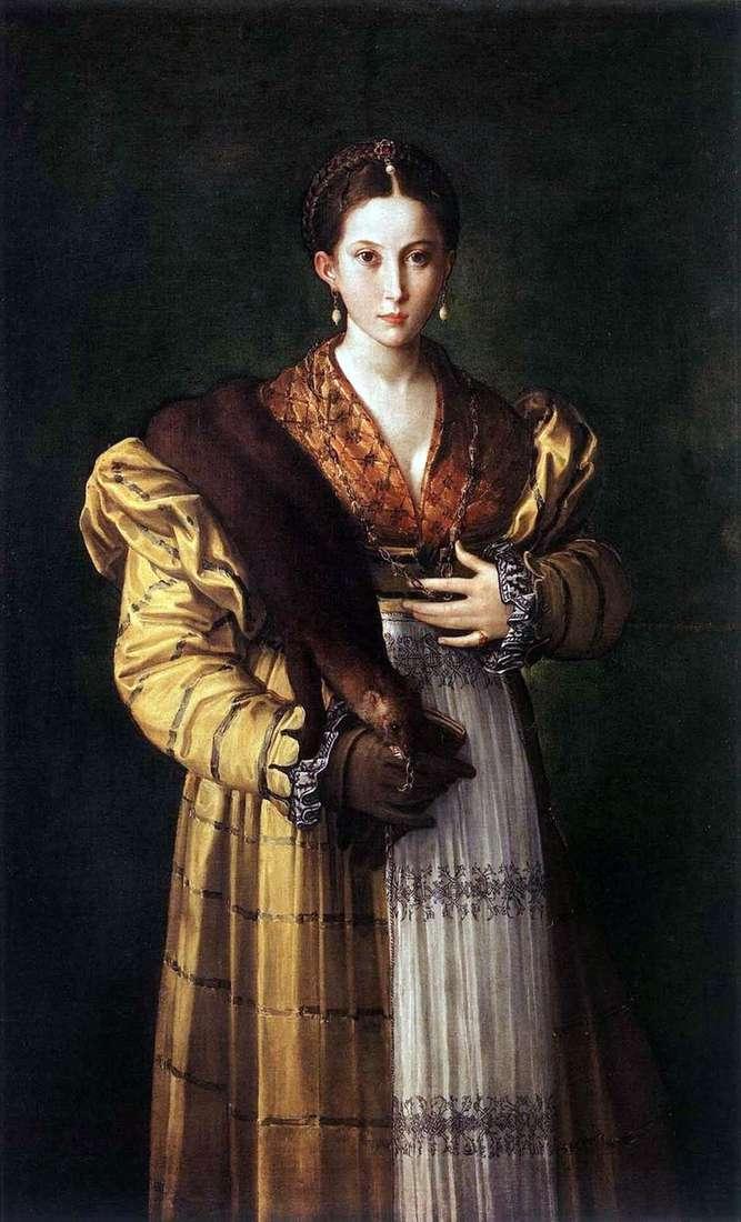أنثيا   فرانشيسكو بارميجيانينو