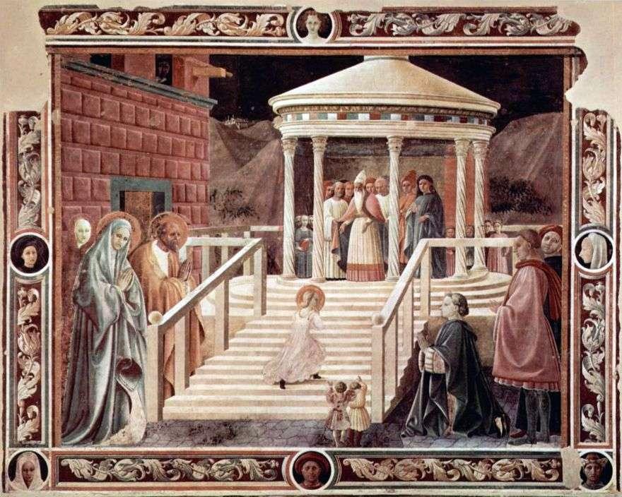 مقدمة إلى معبد السيدة العذراء مريم   باولو أوشيلو