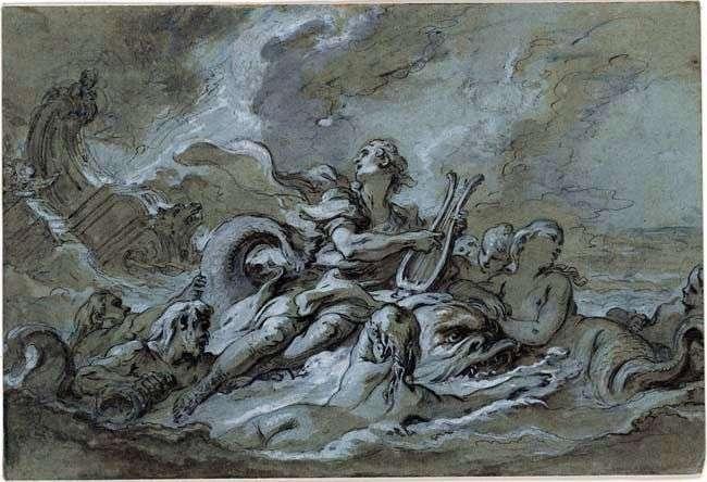 رسم الماء   فرانسوا باوتشر
