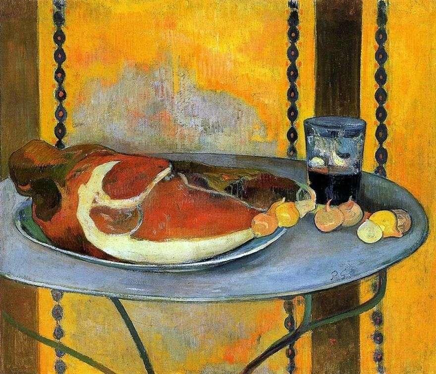 لحم الخنزير   بول غوغان