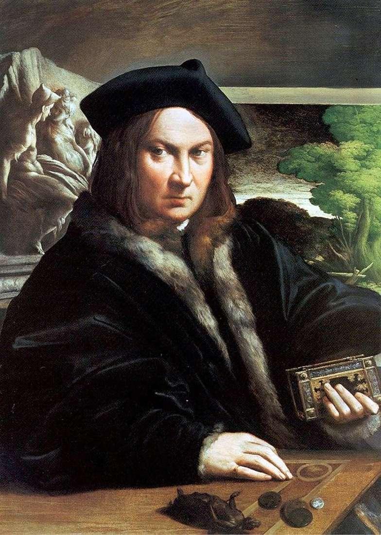 صورة لرجل   فرانشيسكو بارميجيانينو