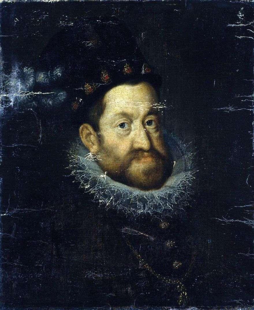 الامبراطور رودولف الثاني   هانز فون آخن