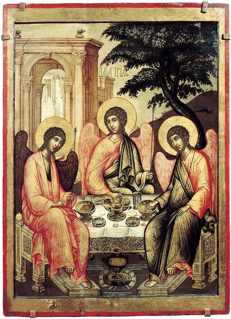 العهد القديم الثالوث   سيمون يوشاكوف
