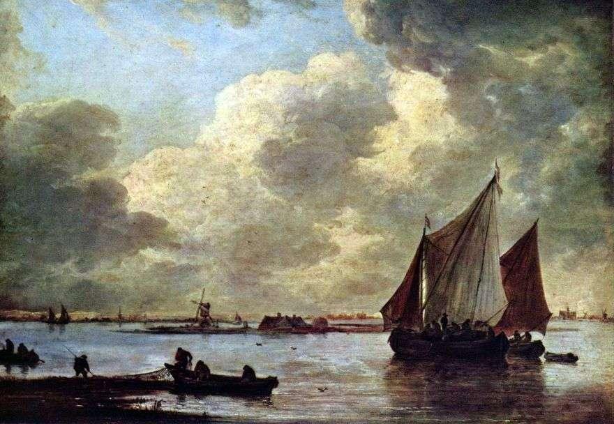 البحر من هارلم   جان فان جوين