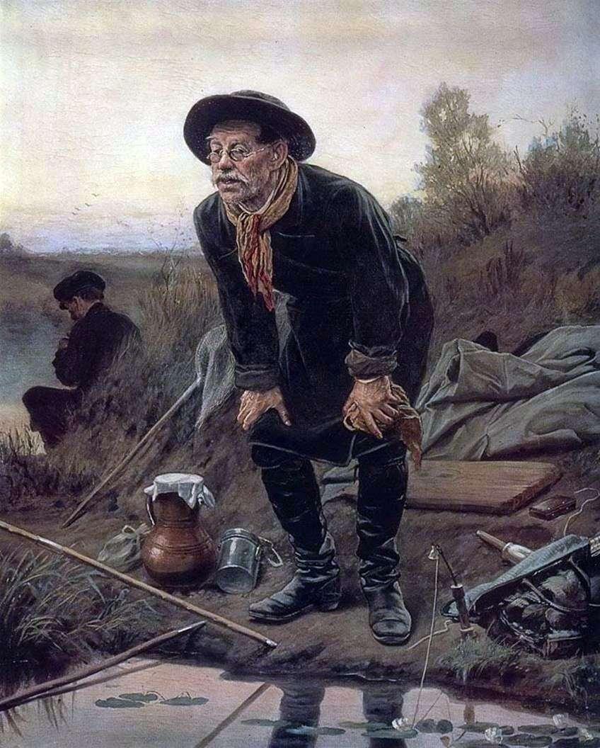 صياد السمك   فاسيلي بيروف