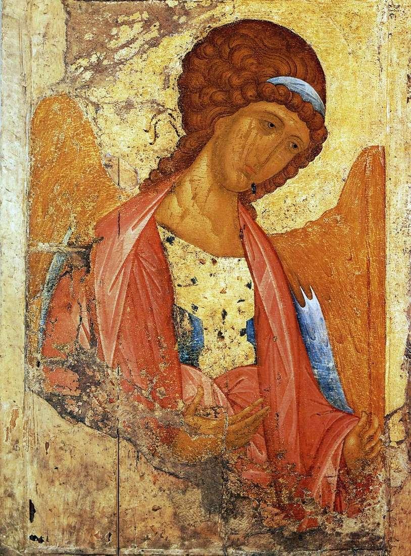 رئيس الملائكة ميخائيل من وسام الأساقفة   أندريه روبليف