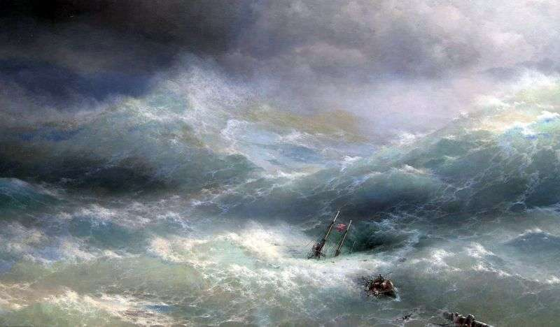 موجة   إيفان إيفازوفسكي