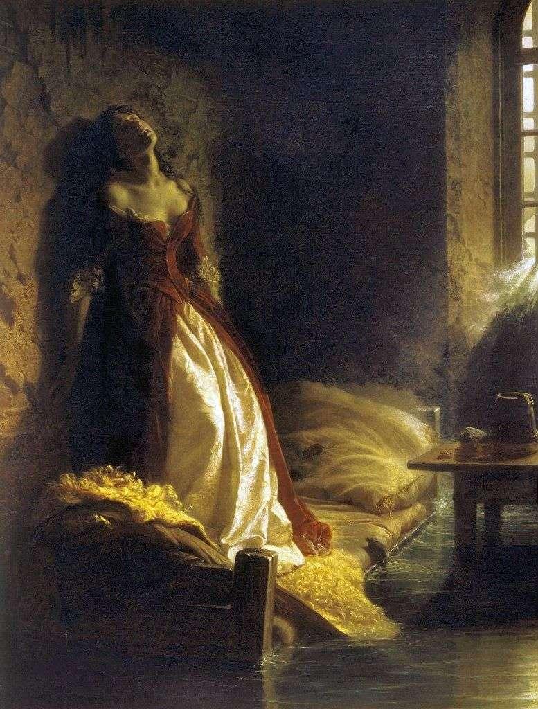 الأميرة تاراكانوفا   كونستانتين فلافيتسكي