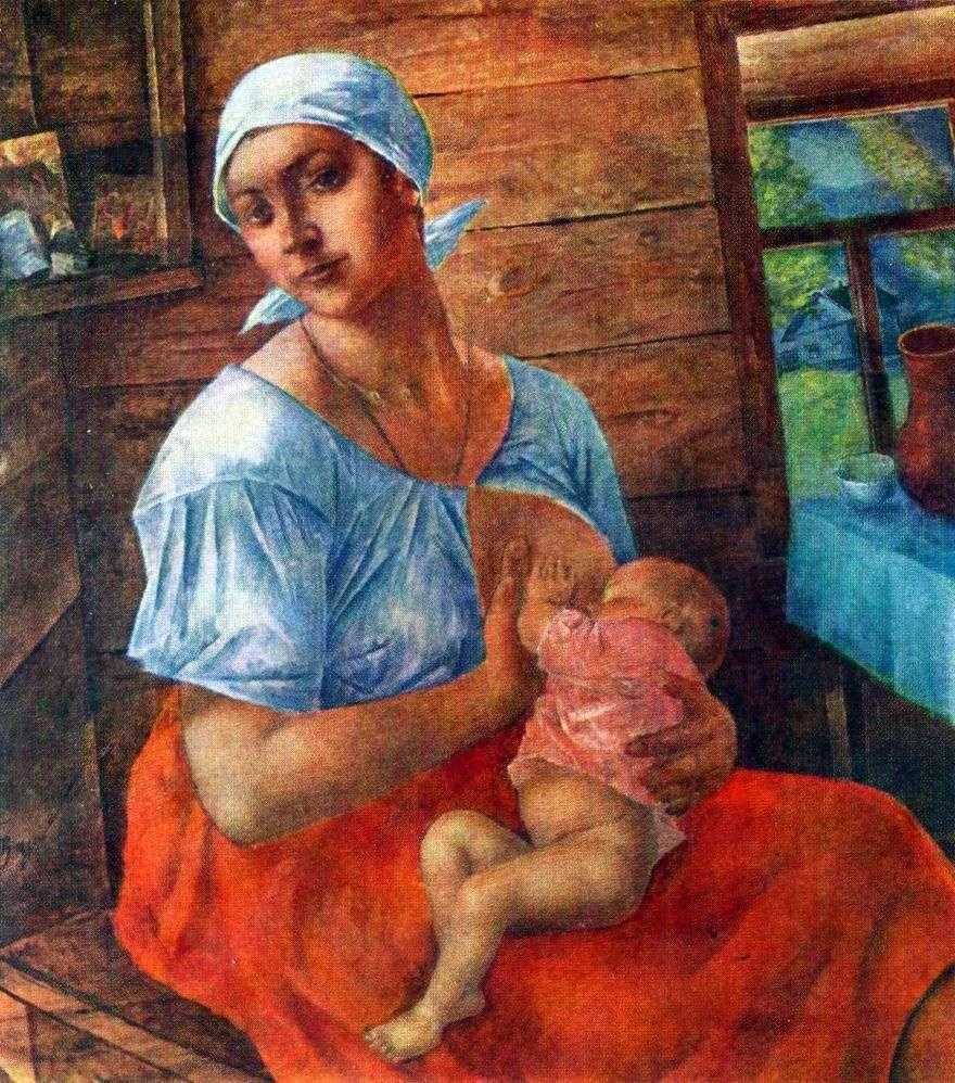 الأم   كوزما بيتروف   فودكين