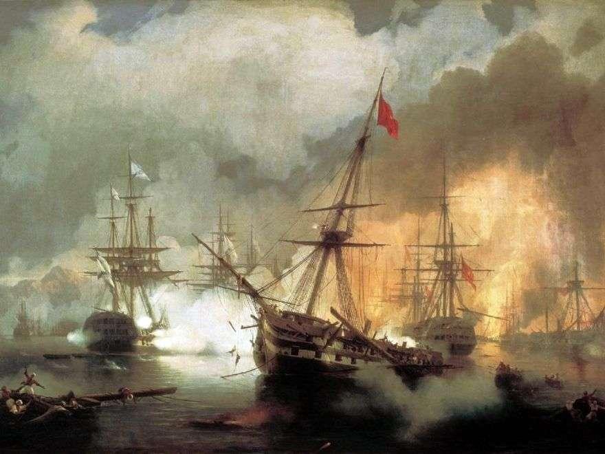 Navarre Fight   إيفان إيفازوفسكي