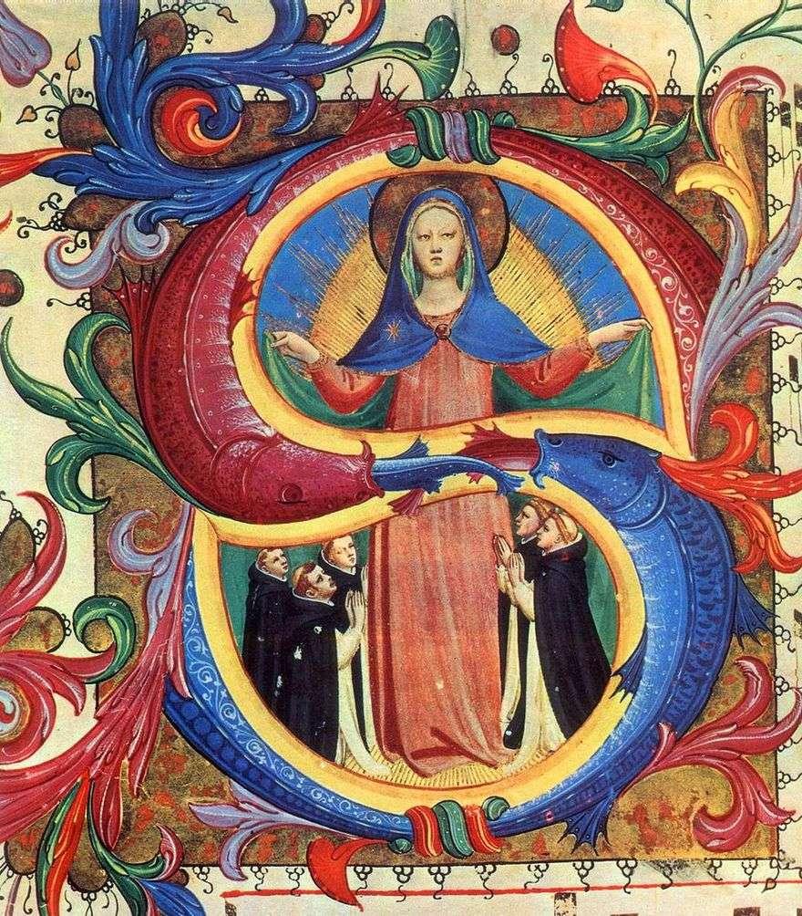 المخطوطات   انجليكو فرا