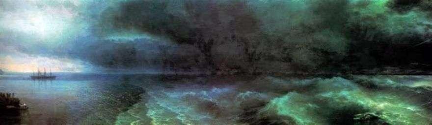 من الهدوء إلى الإعصار   إيفان إيفازوفسكي