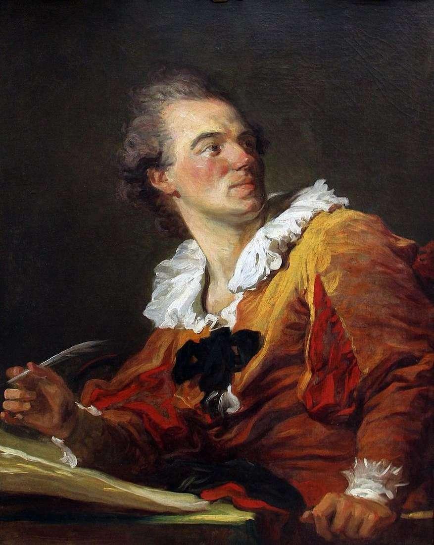 إلهام   جان هونوري Fragonard