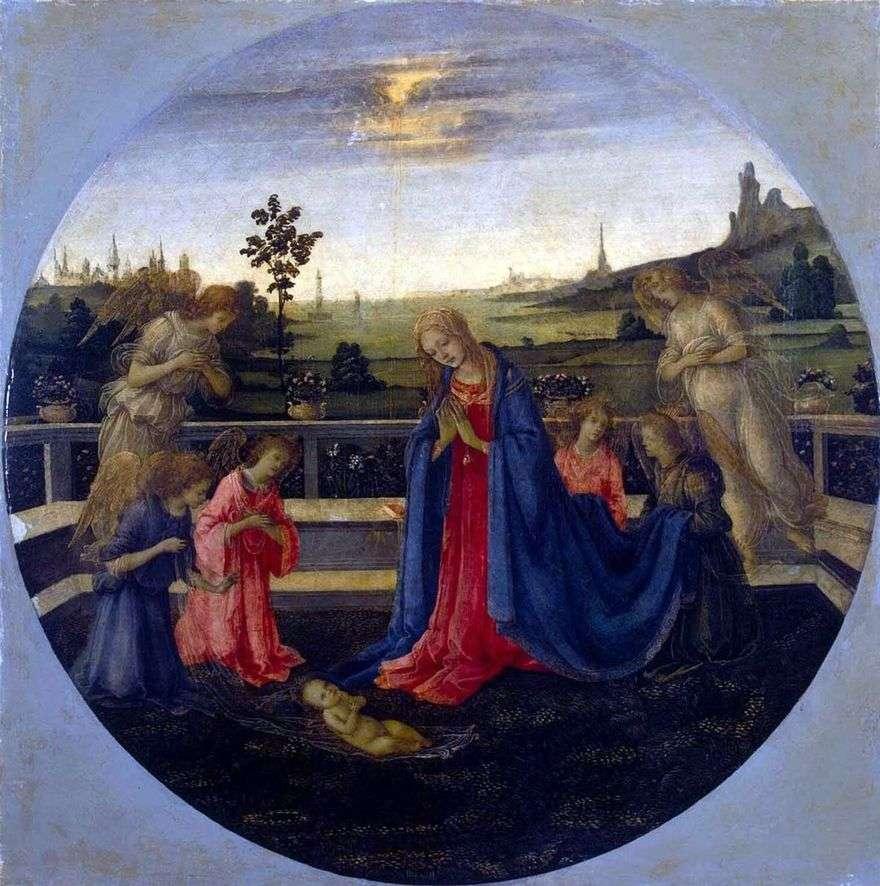 العشق للمسيح الطفل   الفلبينية Lippi