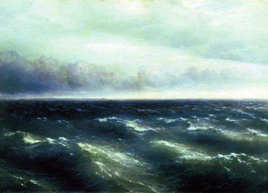 البحر الأسود   إيفان إيفازوفسكي