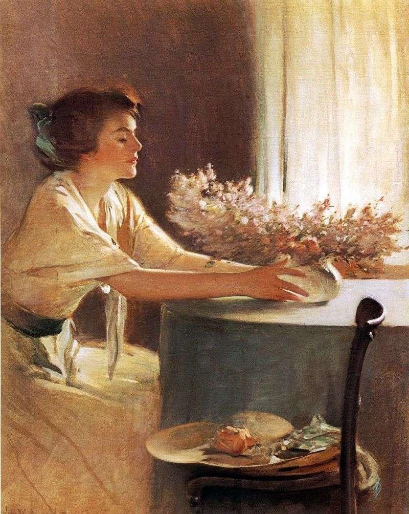 مرج الزهور   جون وايت الكسندر