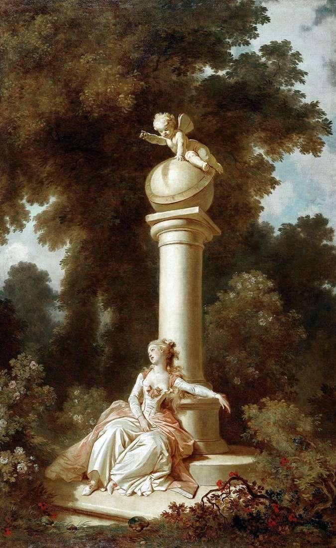 أحلام   جان هونوري Fragonard