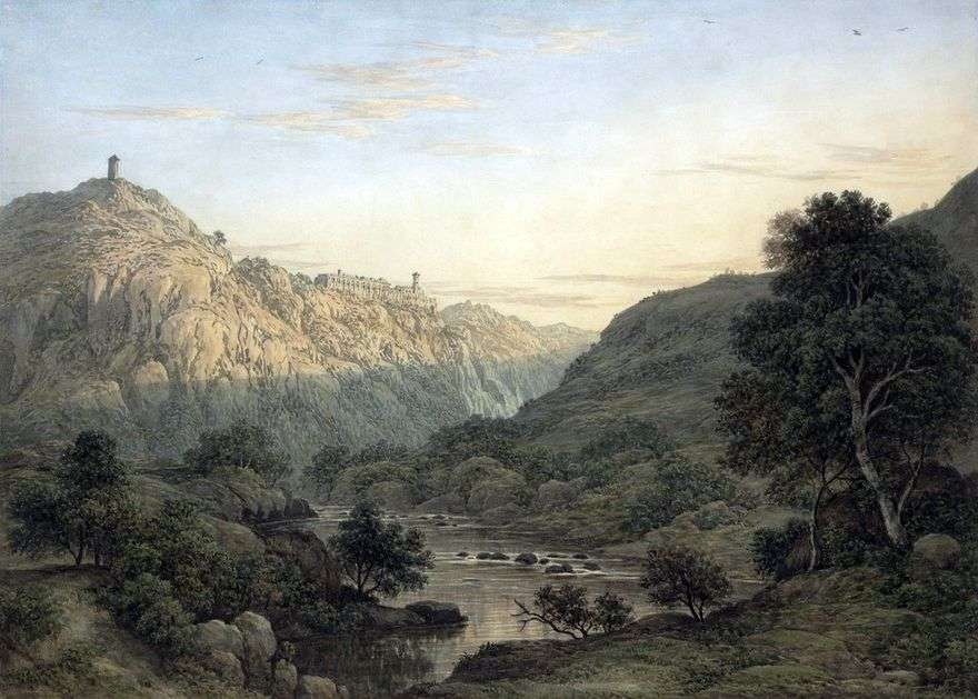 جزيرة الحب   جان هونوري Fragonard