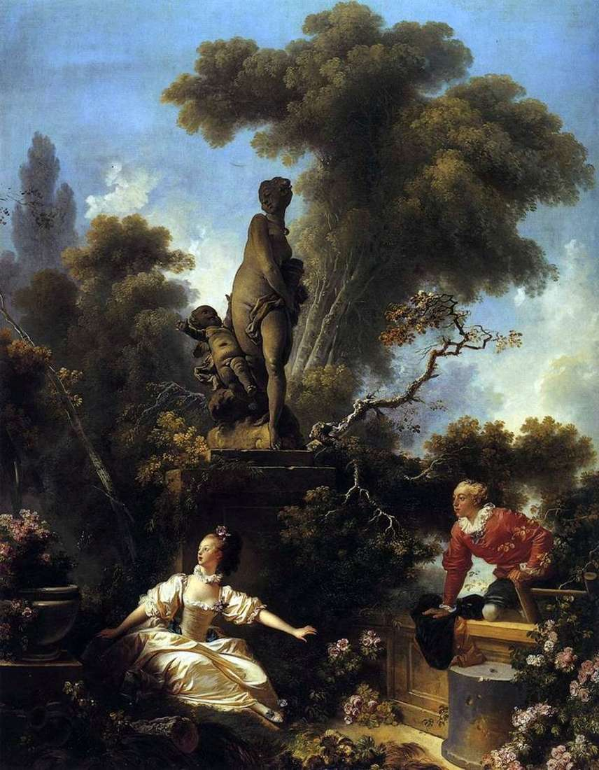 التاريخ   جان هونوري Fragonard