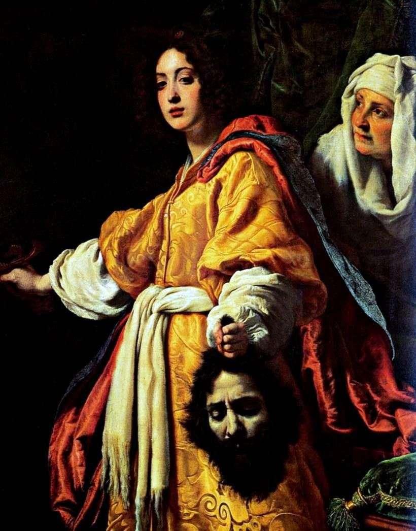 جوديث مع رأس Holofernes   كريستوفانو ألوري