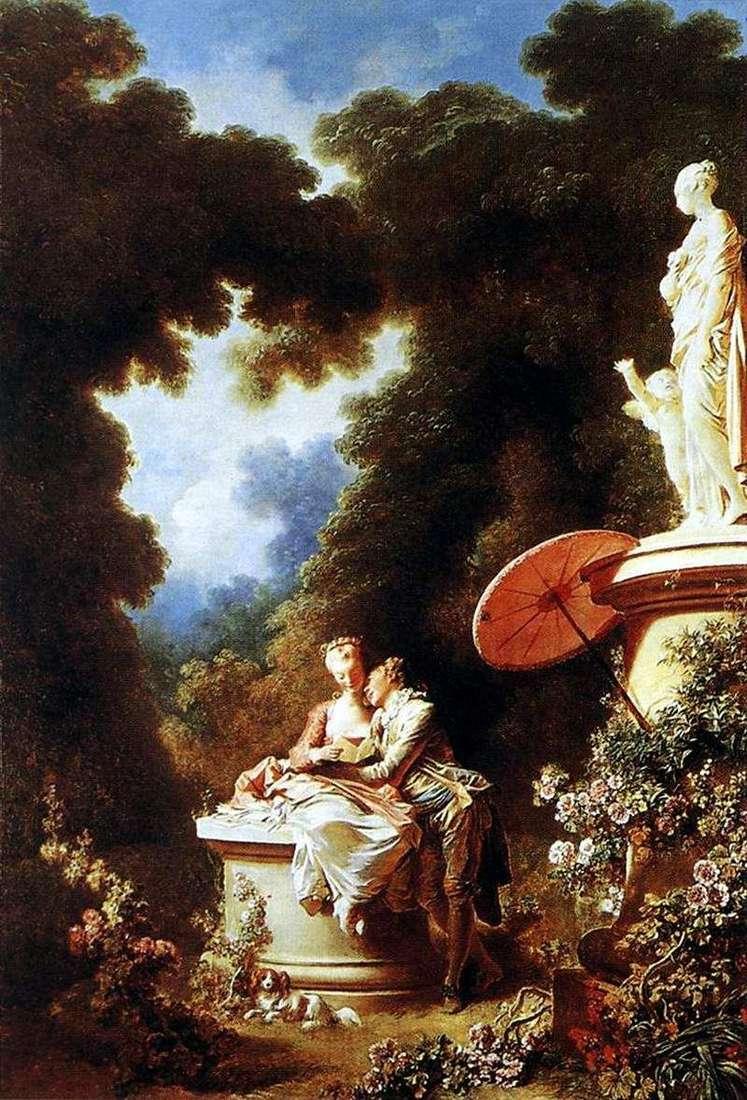أواصر الحب   جان أونوريه Fragonard