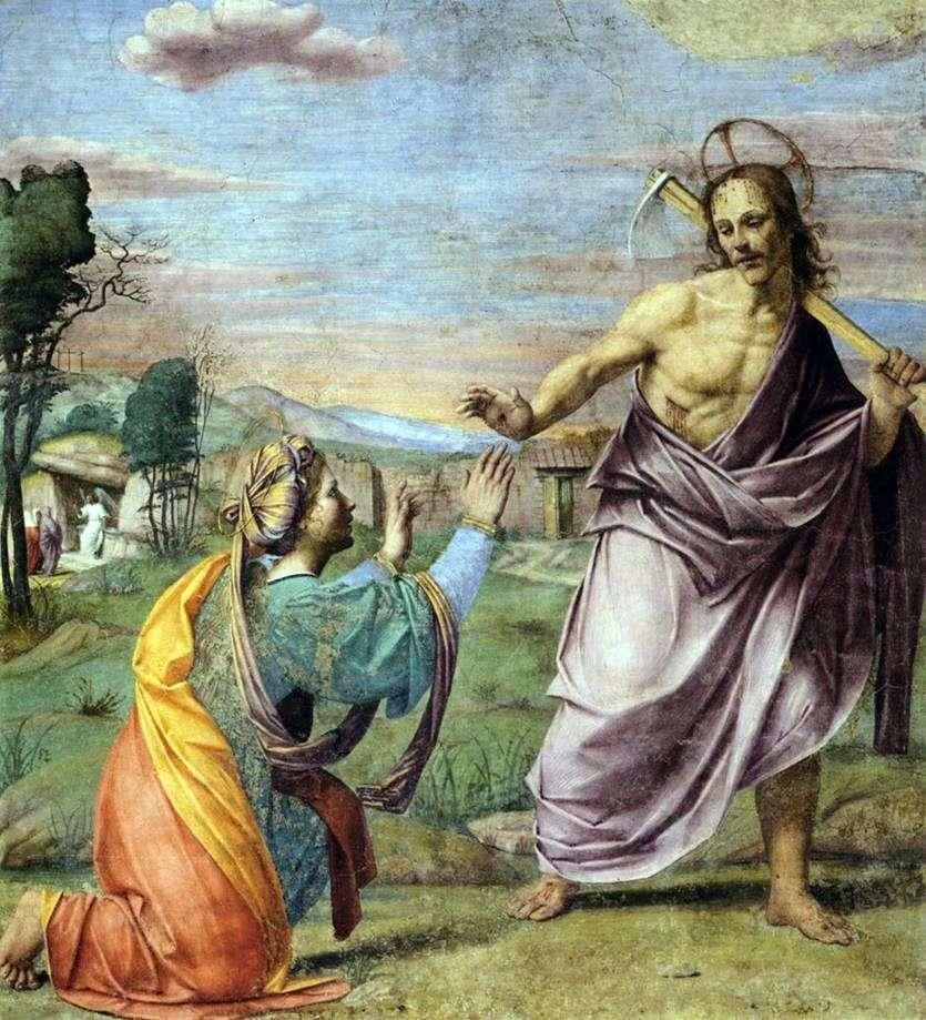 ظهور المسيح   فرنسابيجيو