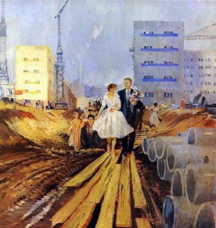 حفل زفاف في شارع الغد   يوري بيمينوف