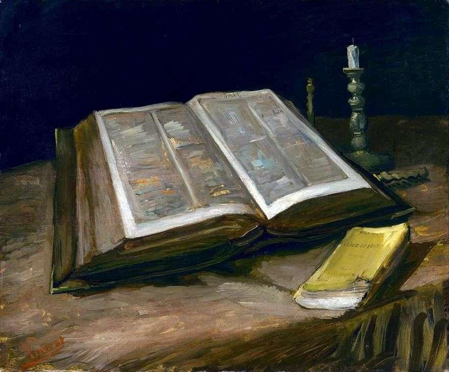 لا تزال الحياة مع الكتاب المقدس   فنسنت فان جوخ