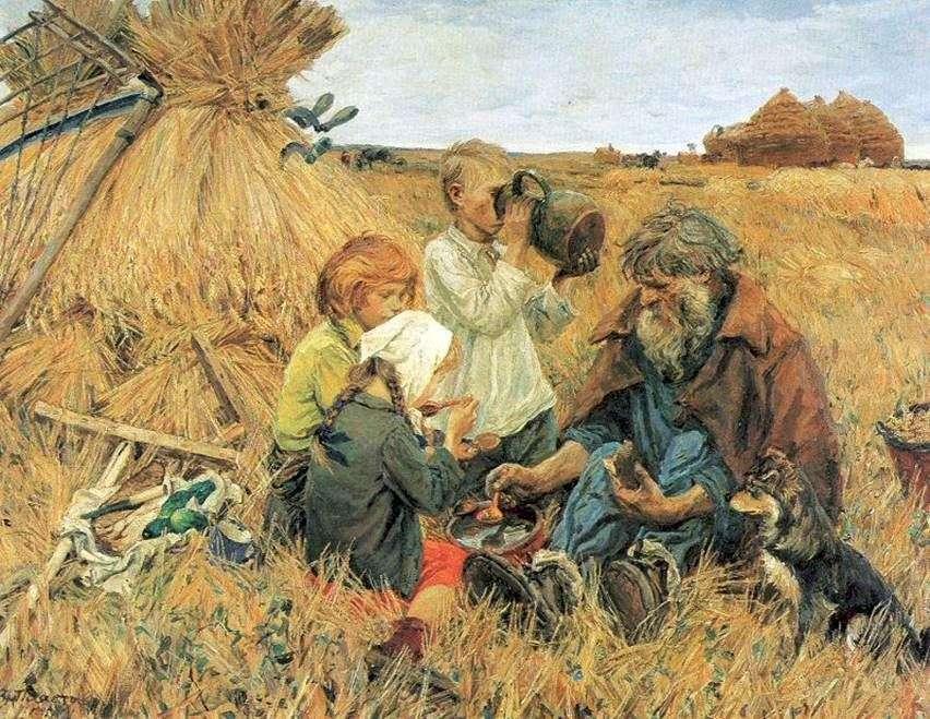 الحصاد   اركادي بلاستوف