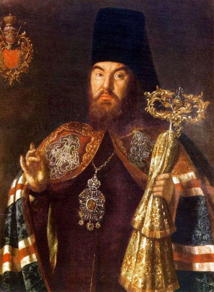 صورة رئيس الأساقفة س. كوليابكي   أليكسي أنتروف