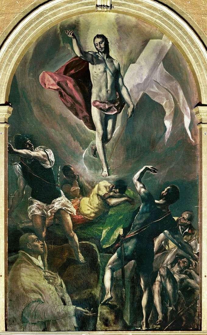 القيامة   جريكو