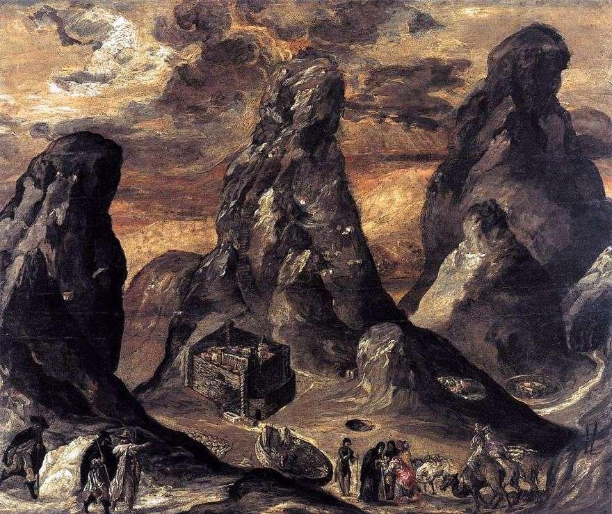 جبل سيناء   جريكو