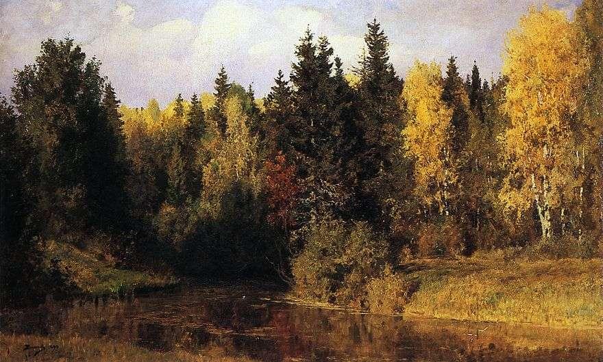 الخريف في Abramtsevo   فاسيلي Polenov