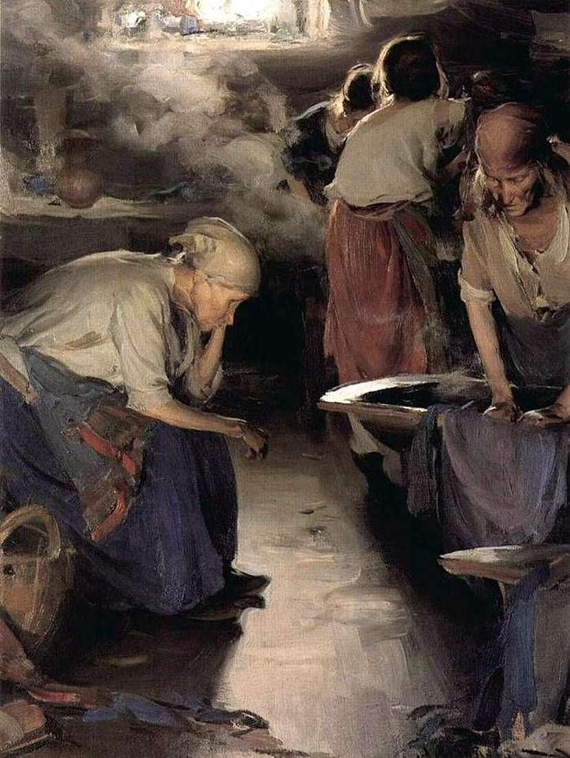 مغاسل الملابس   أبرام Arkhipov