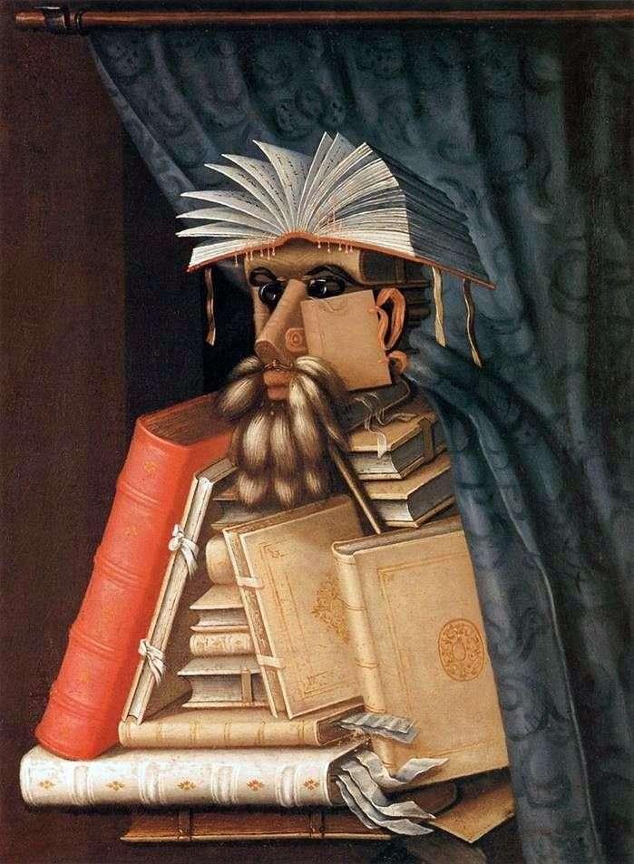 أمين مكتبة   جوزيبي أرشيمبولدو