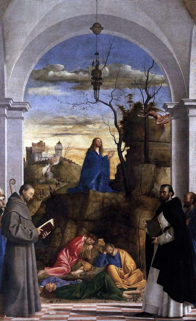المسيح على شروفيتيد هيل   ماركو بازيتي
