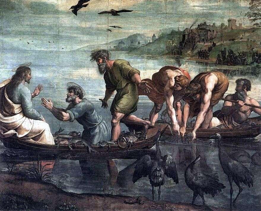 رائع الصيد   رافائيل سانتي