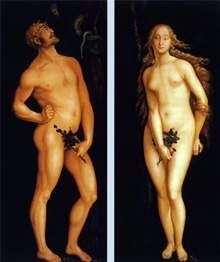آدم وحواء   هانز بالدونج