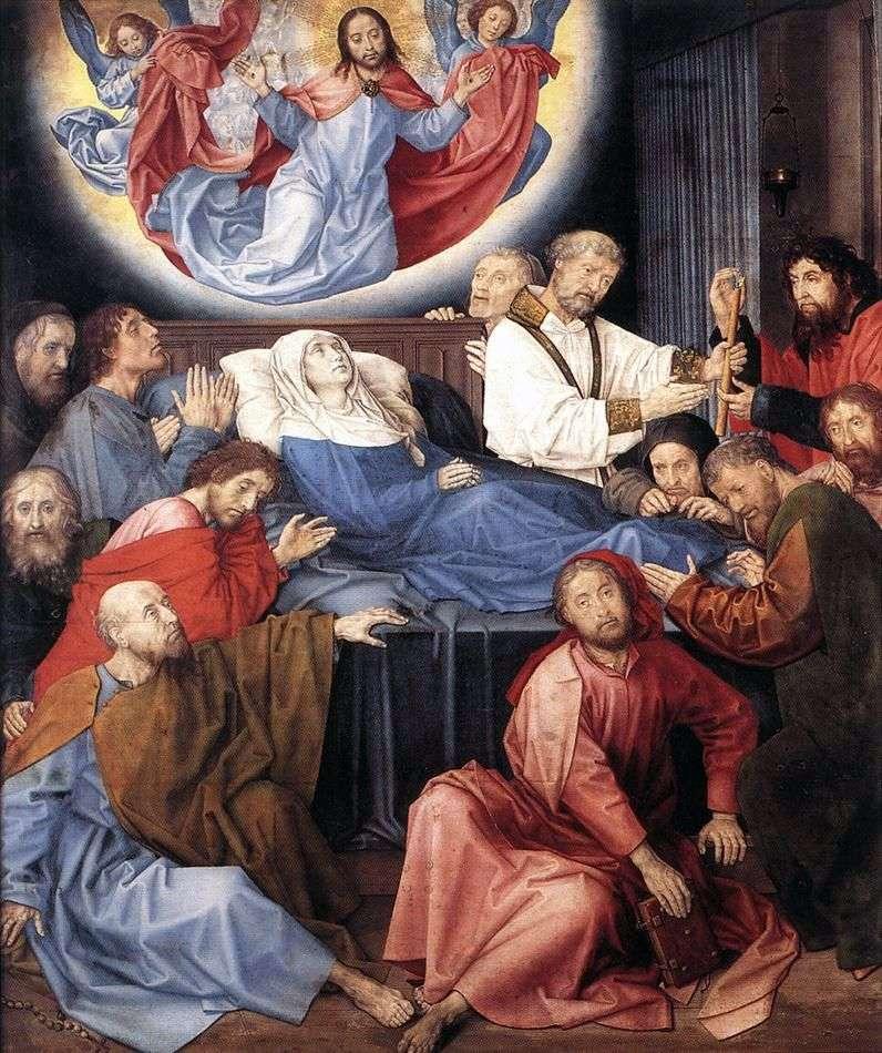 وفاة ماري   هوغو غوس