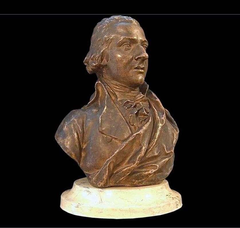 تمثال نصفي A. F. Labzina   إيفان بروكوفييف