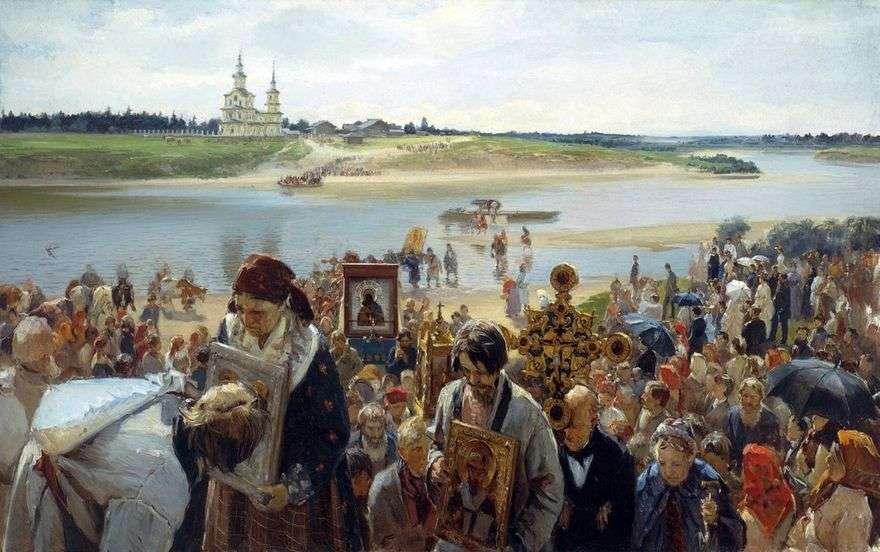المسيرة الدينية   Illarion the Pryanishnikov