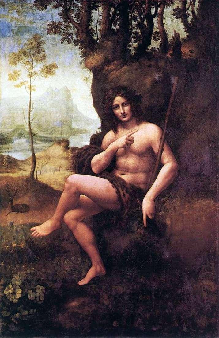 باخوس   ليوناردو دافنشي