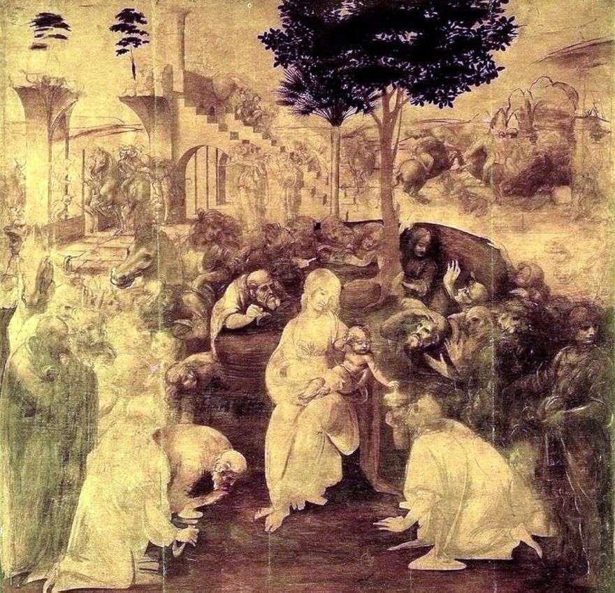 العشق من المجوس   ليوناردو دافنشي